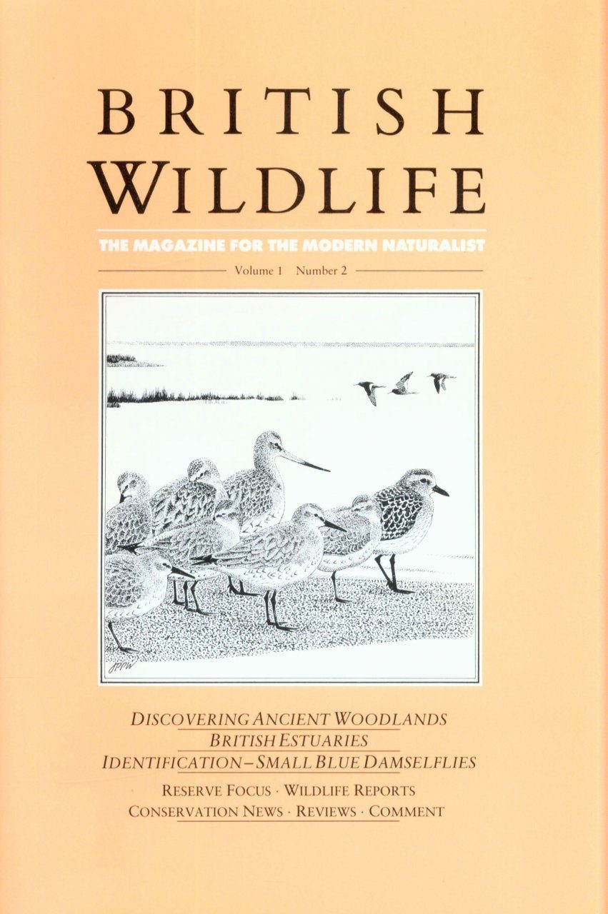 British Wildlife 01.2 December 1989