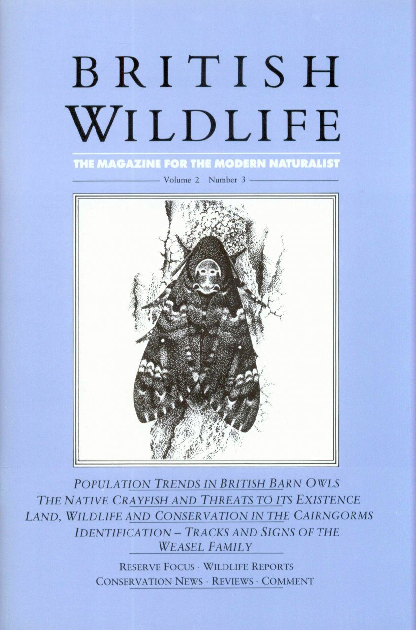 British Wildlife 02.3 February 1991