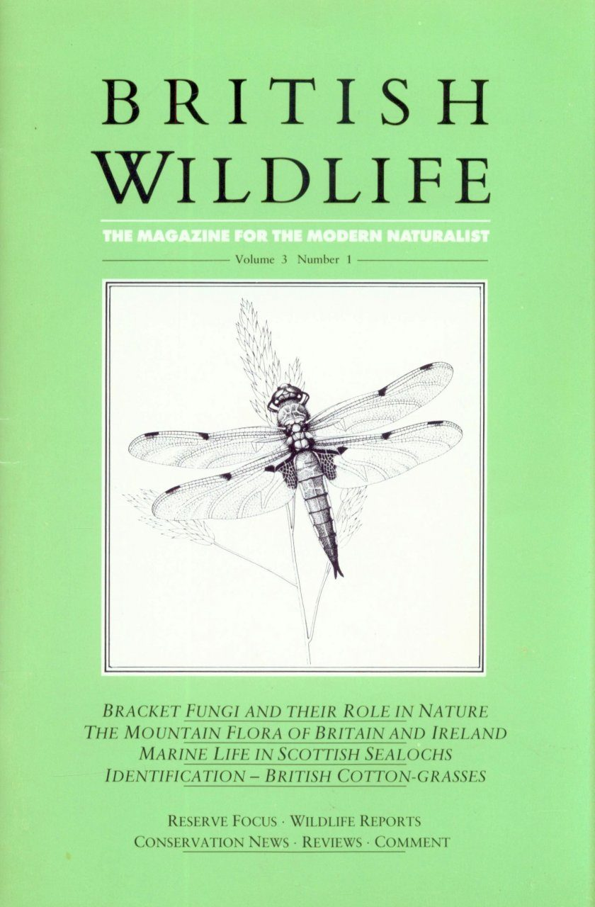 British Wildlife 03.1 October 1991