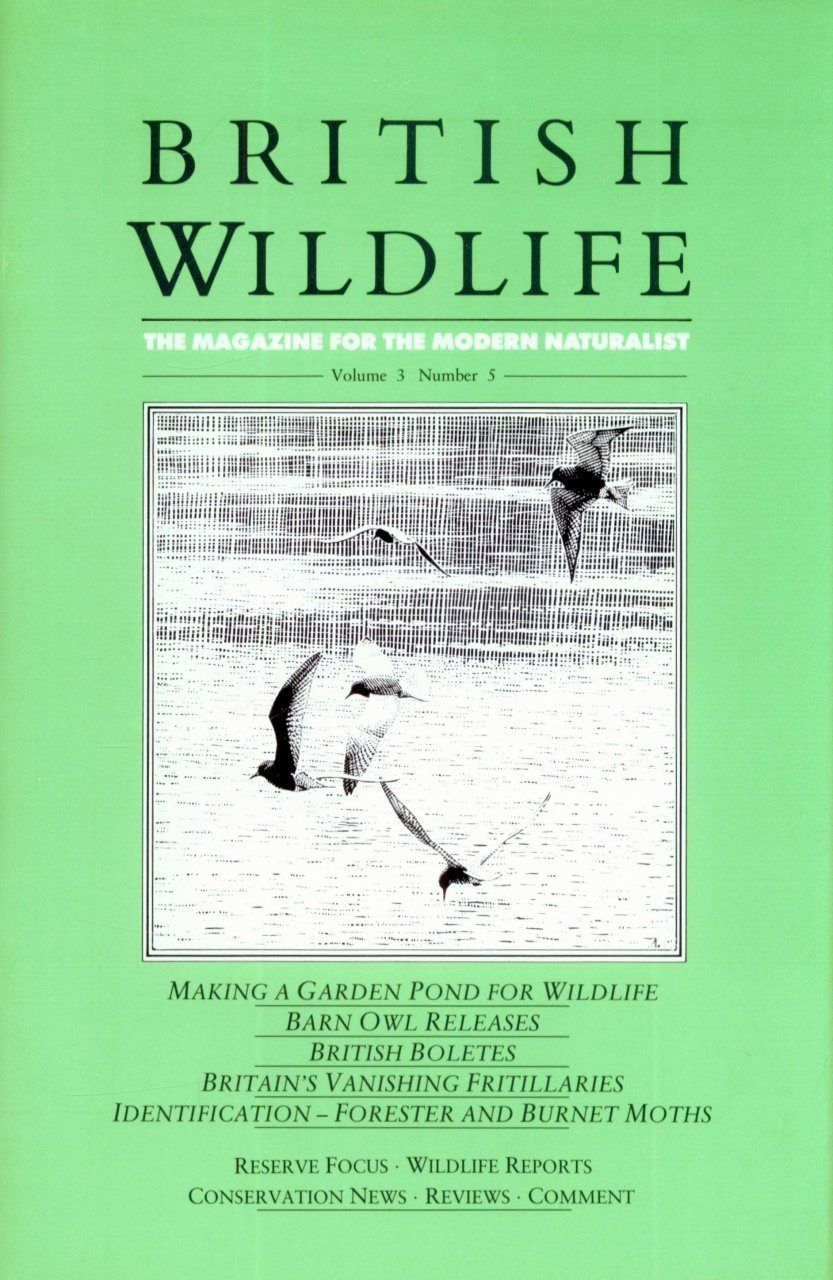 British Wildlife 03.5 June 1992