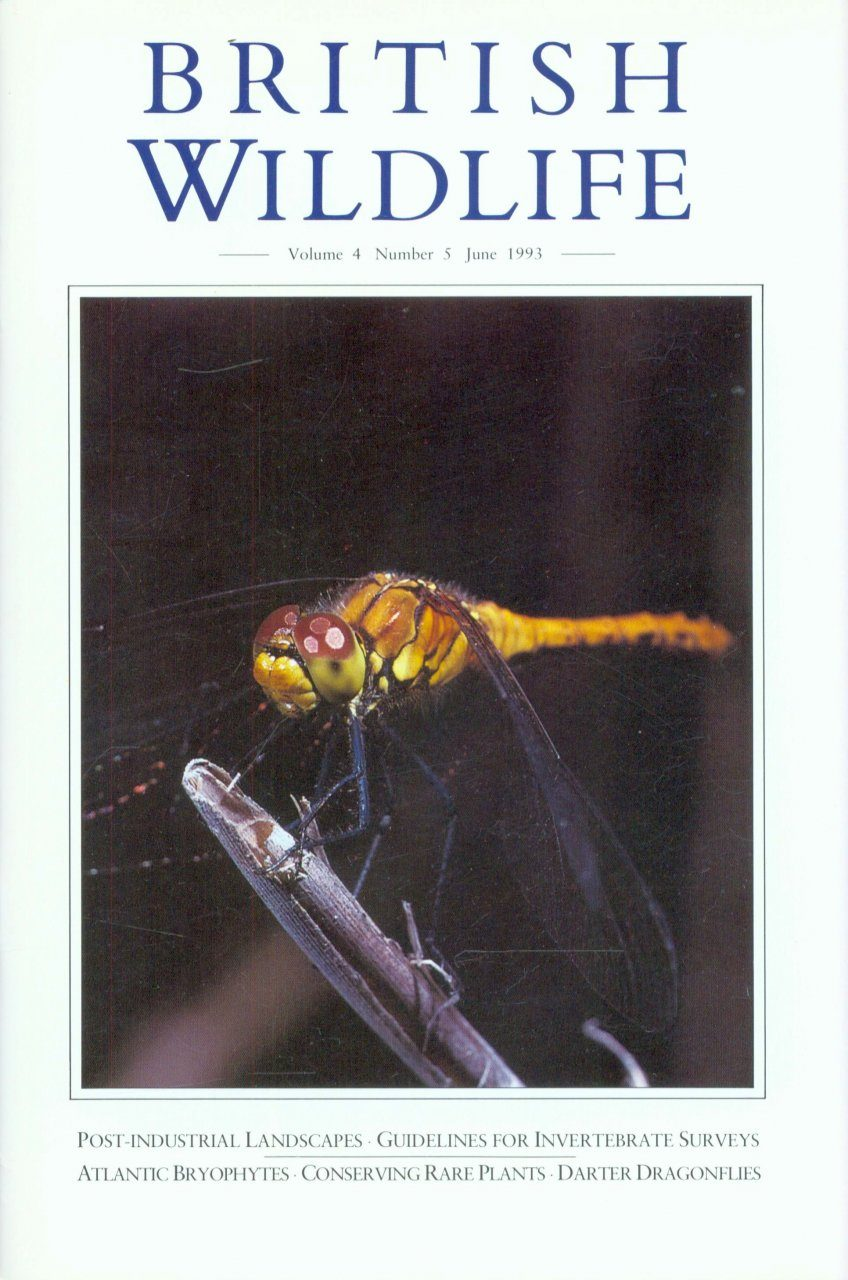 British Wildlife 04.5 June 1993