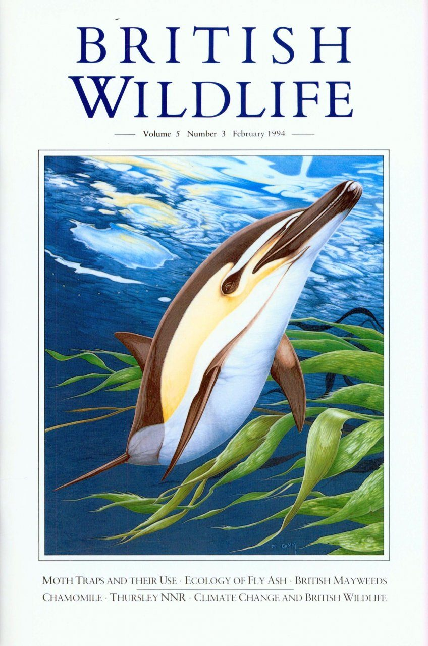 British Wildlife 05.3 February 1994