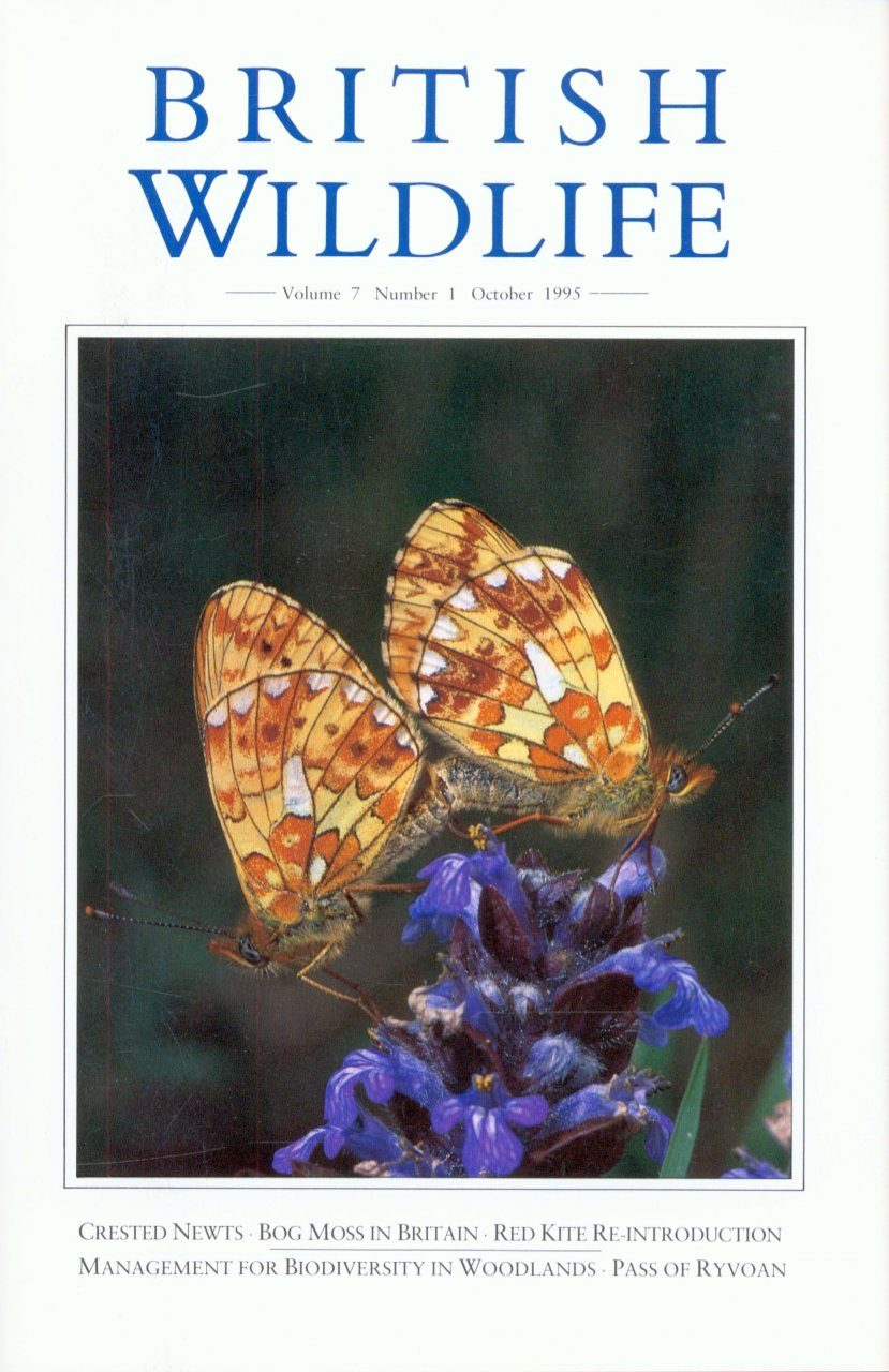 British Wildlife 07.1 October 1995