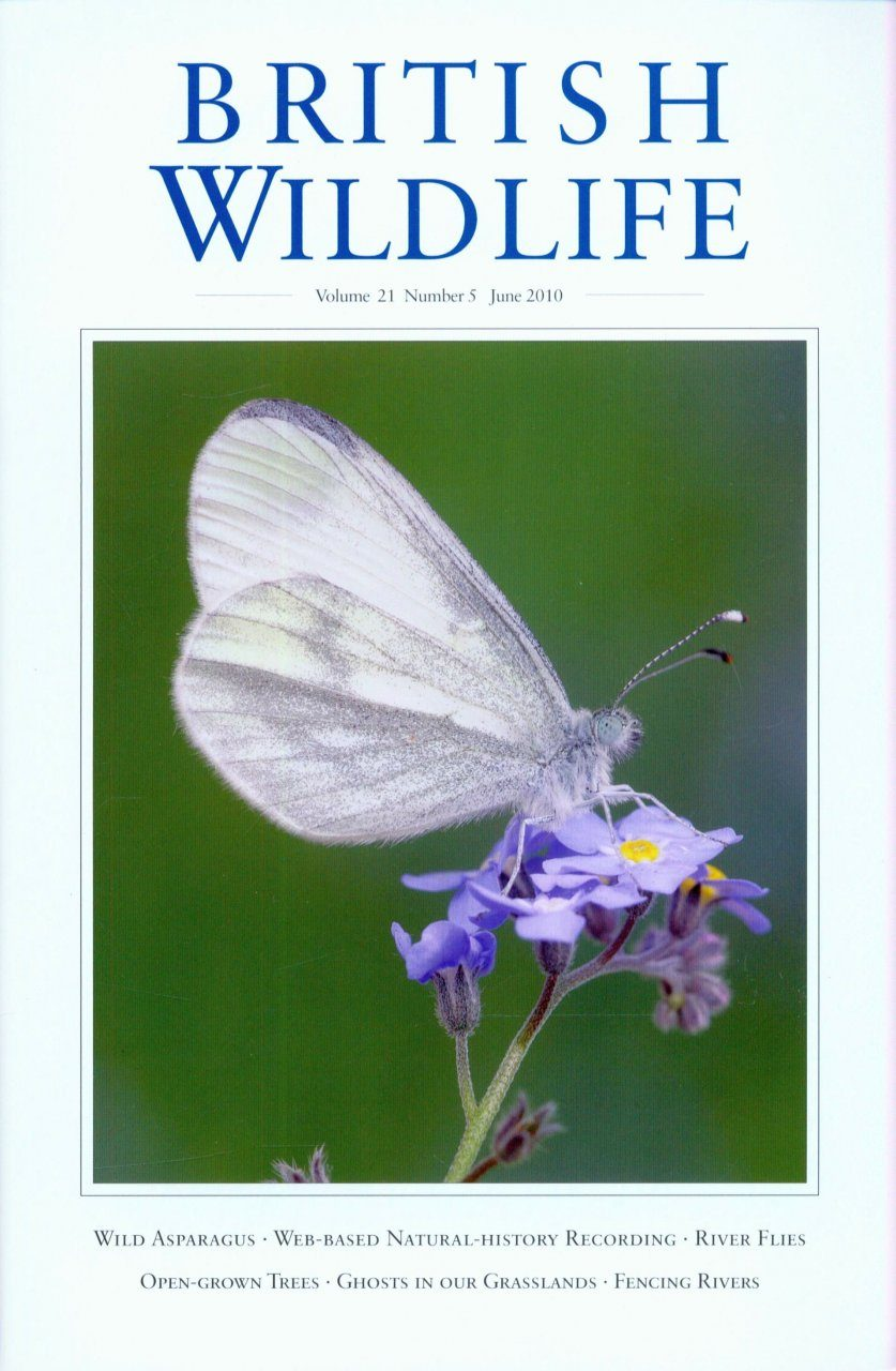 British Wildlife 21.5 June 2010
