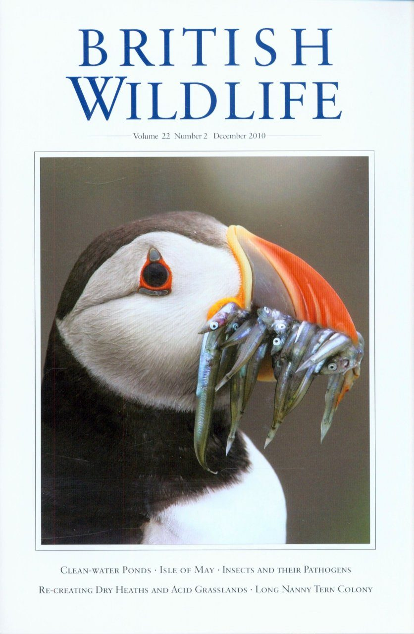 British Wildlife 22.2 December 2010