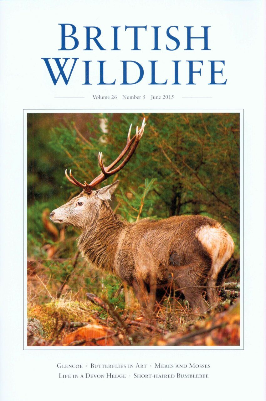 British Wildlife 26.5 June 2015