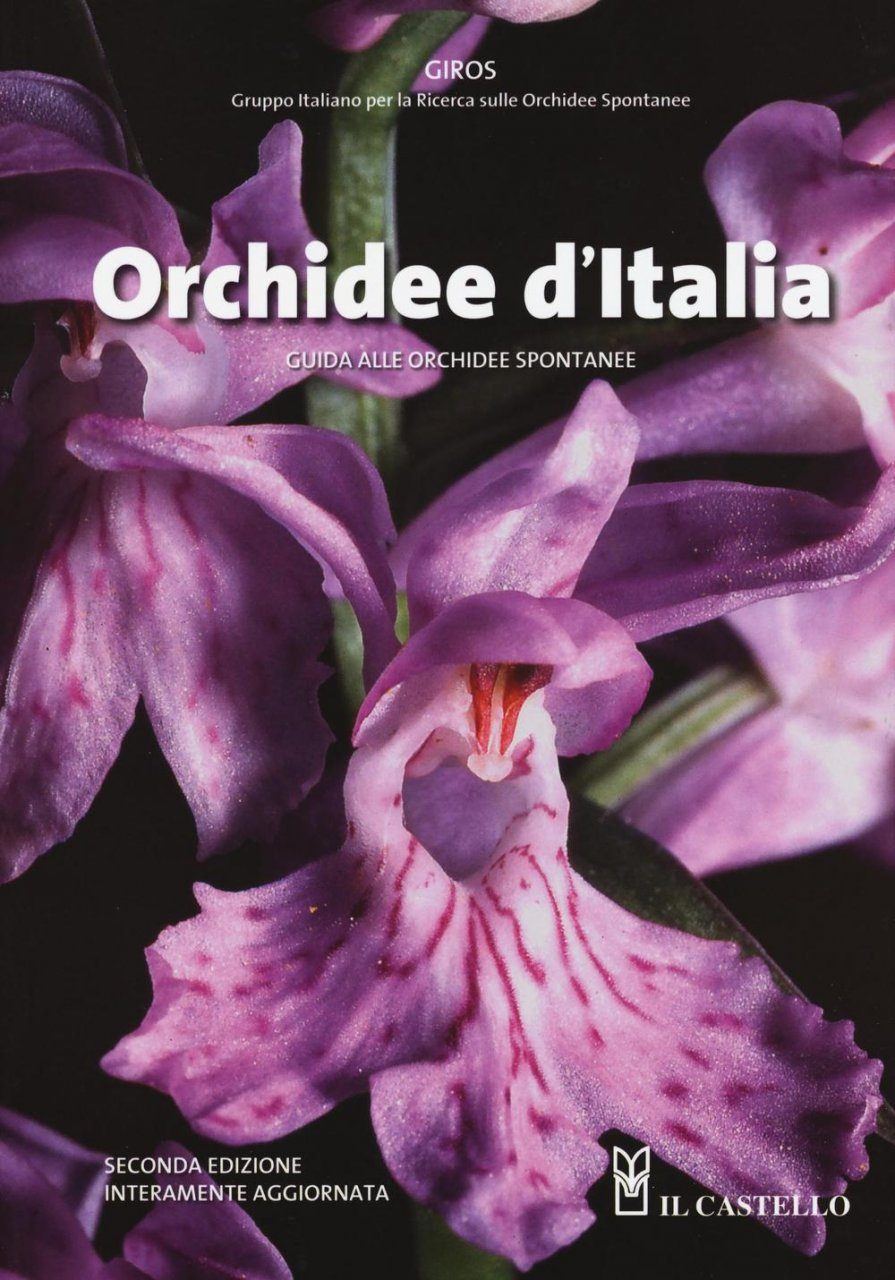Orchidee D'Italia: Guida alle Orchidee Spontanee [Orchids Of Italy: Guide to Spontaneous Orchids]