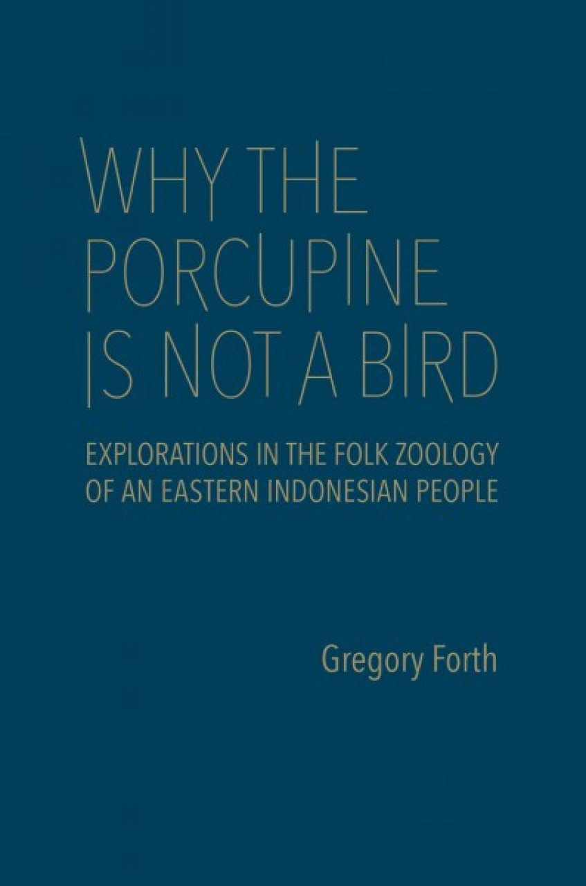 Why the Porcupine Is Not a Bird