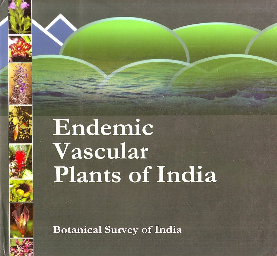 Endemic Vascular Plants of India