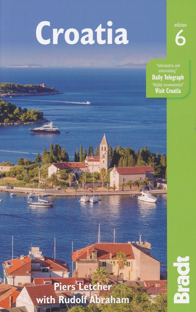 Bradt Travel Guide: Croatia
