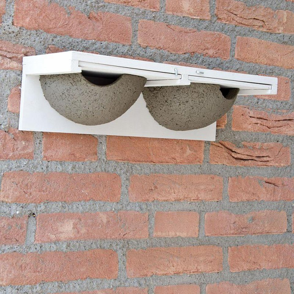 Slide Out House Martin Nest