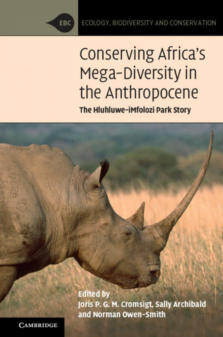 Conserving Africa's Mega-Diversity in the Anthropocene