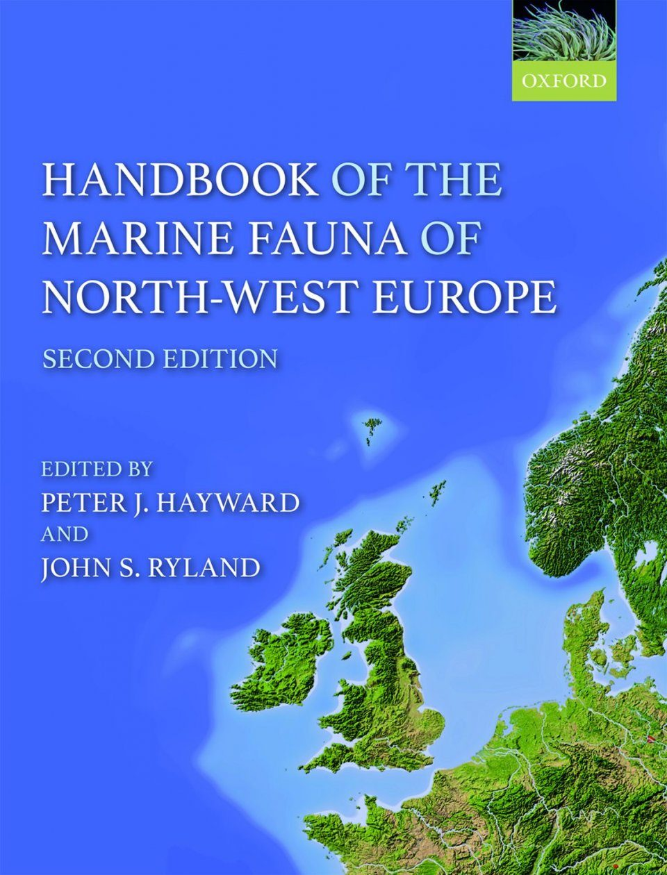 Handbook Of The Marine Fauna Of NorthWest Europe