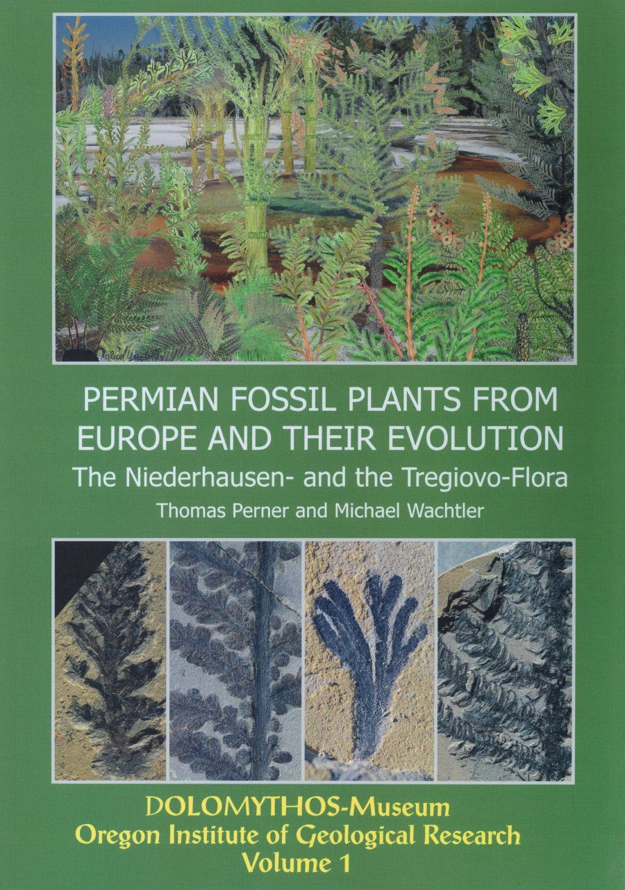 Permian Fossil Plants from Europe and their Evolution, Volume 1