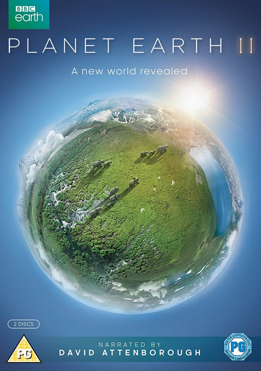 Planet Earth II: A New World Revealed (Region 2 & 4 / B)