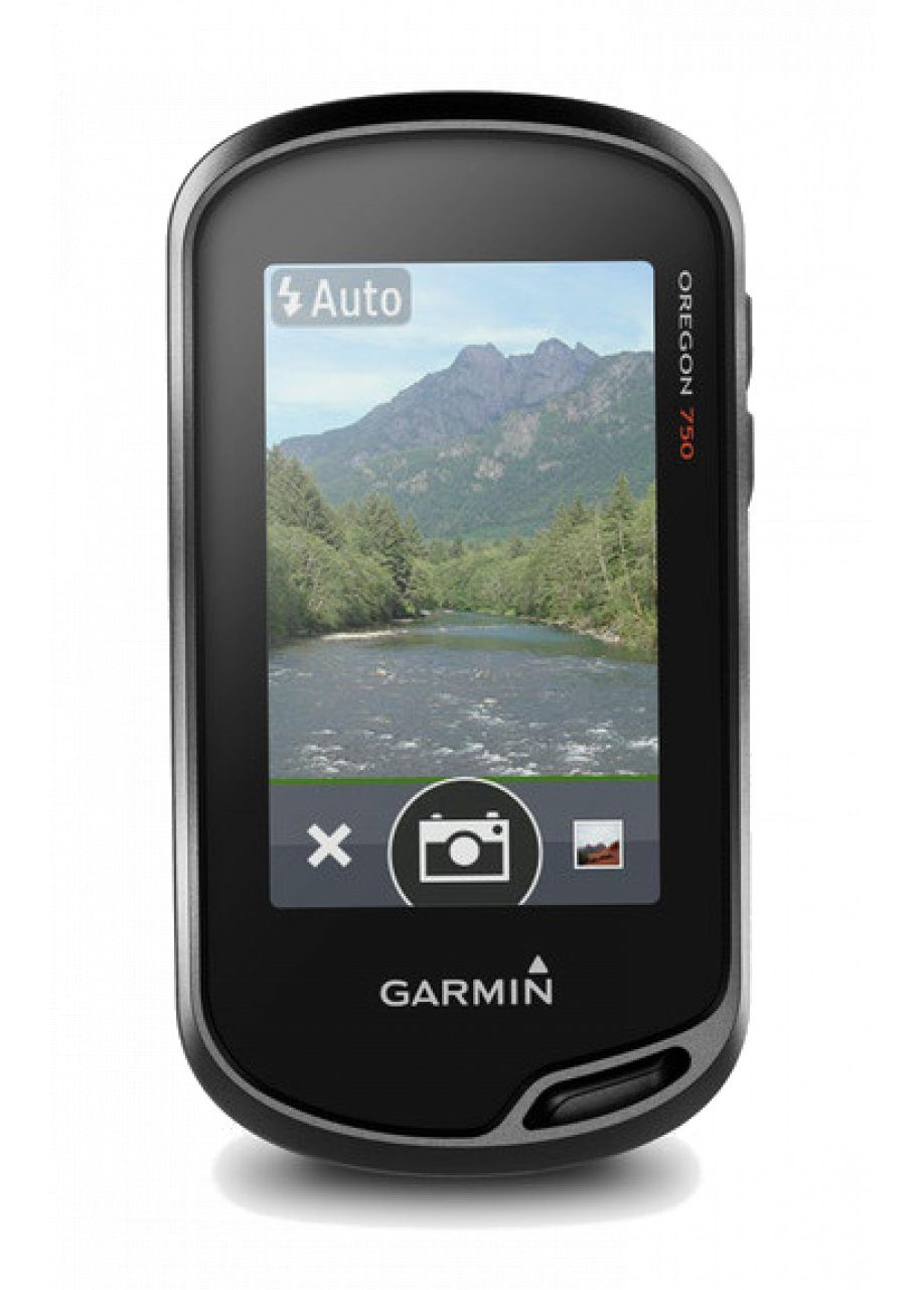 Garmin Oregon 750 with 1:50k GB Discoverer Mapping Software