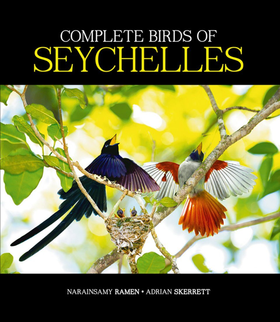 Complete Birds of Seychelles