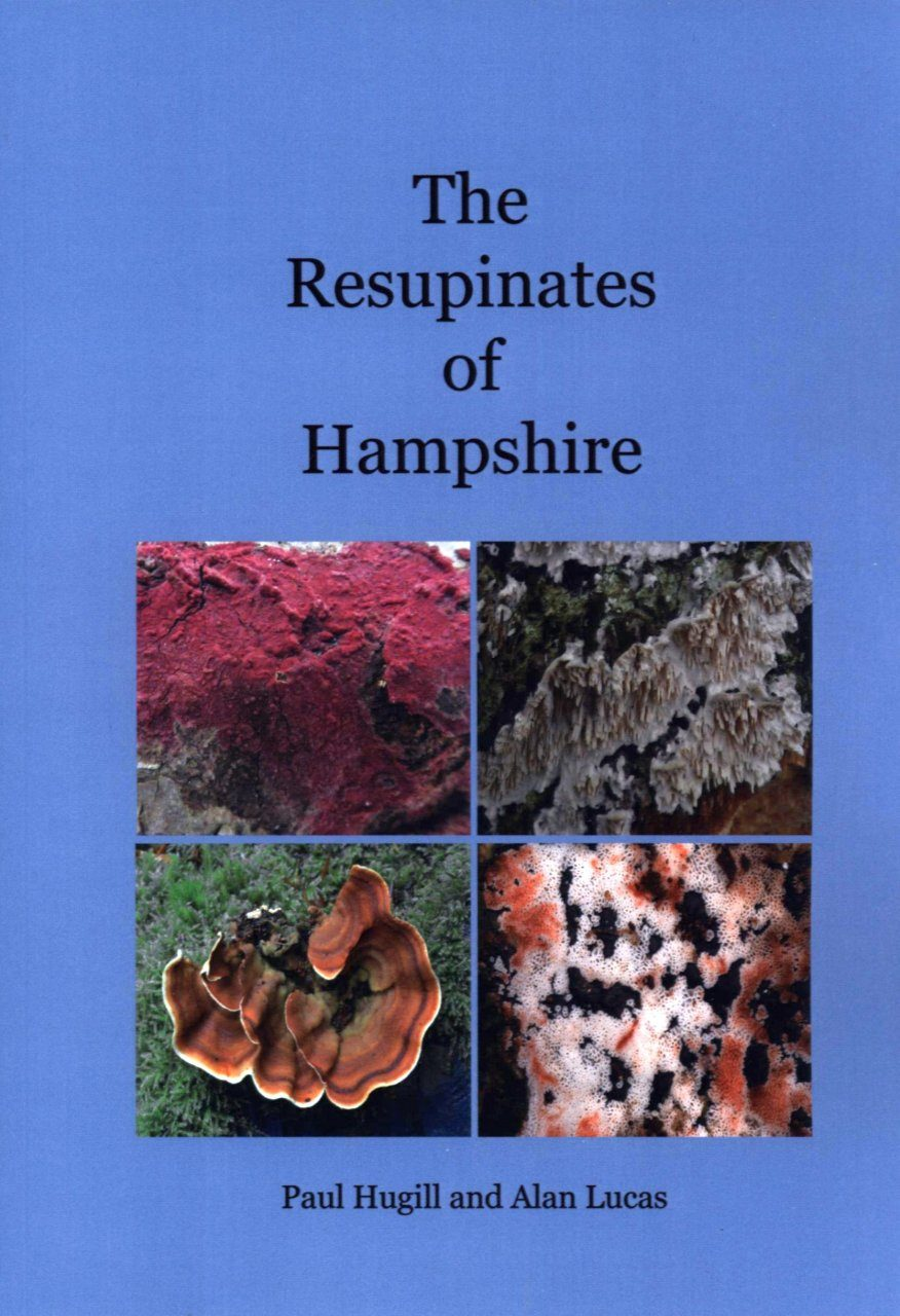 The Resupinates of Hampshire