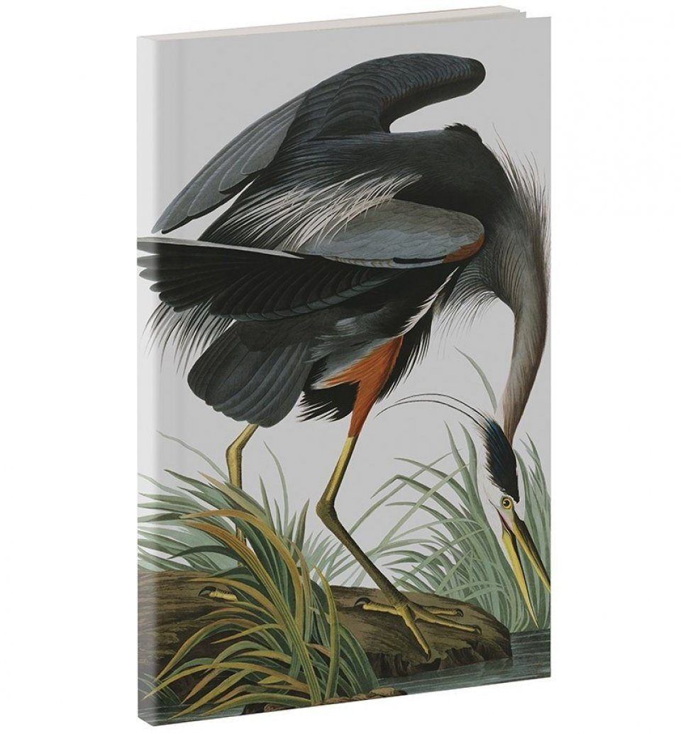 Blue Heron Notebook