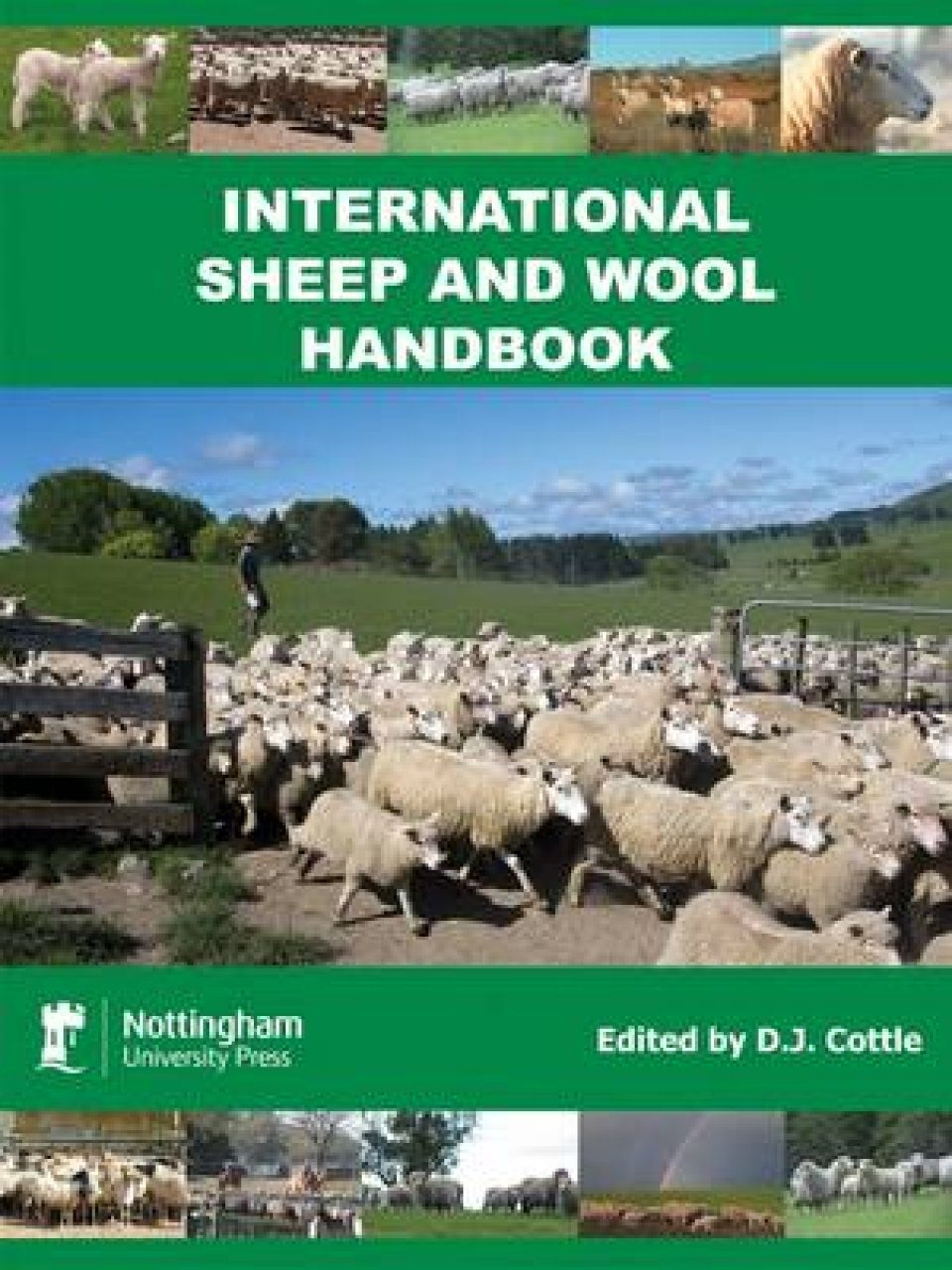 International Sheep and Wool Handbook