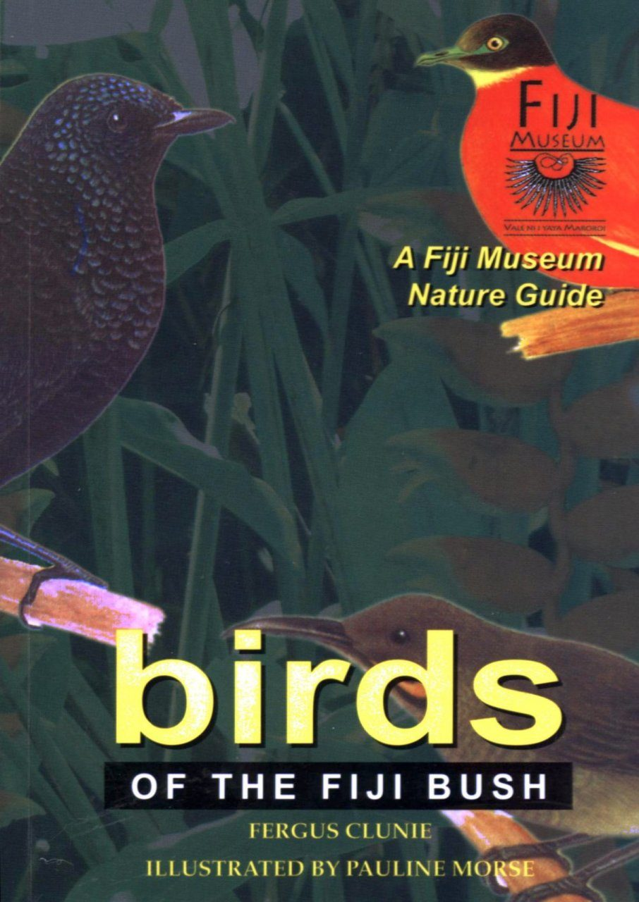 Birds of the Fiji Bush