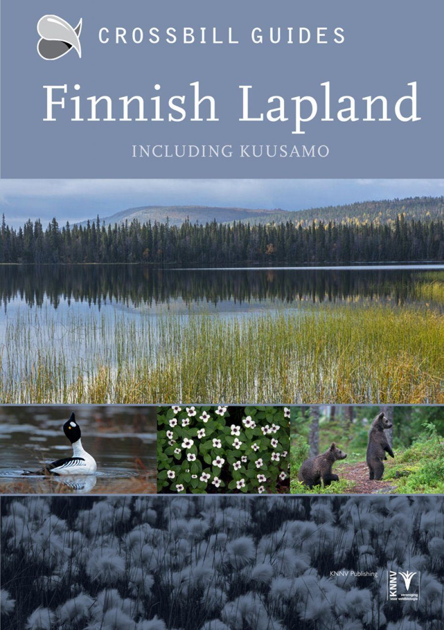 Crossbill Guide: Finnish Lapland, Including Kuusamo