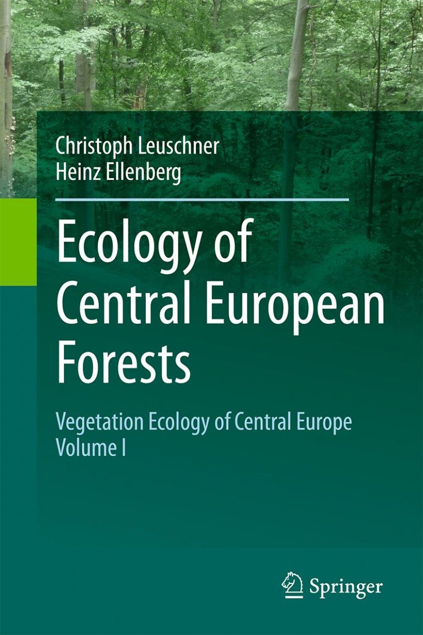 Vegetation Ecology of Central Europe (2-Volume Set)