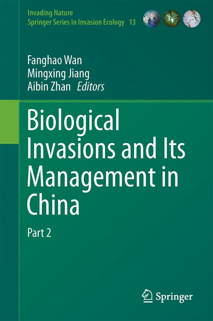 Biological Invasions and its Management in China, Volume 2