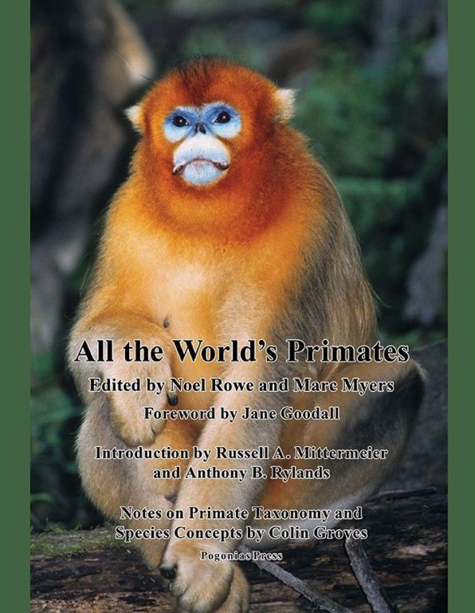 All the World's Primates