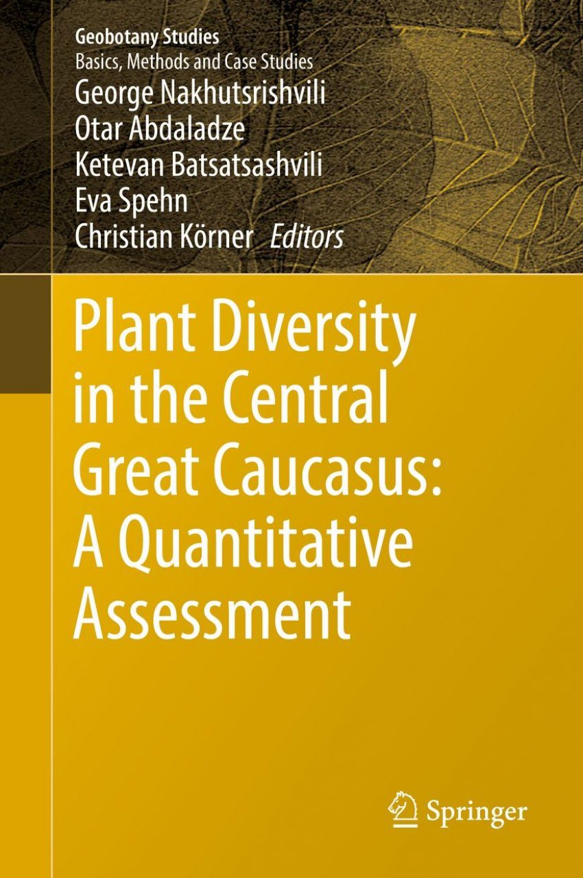 Plant Diversity in the Central Great Caucasus