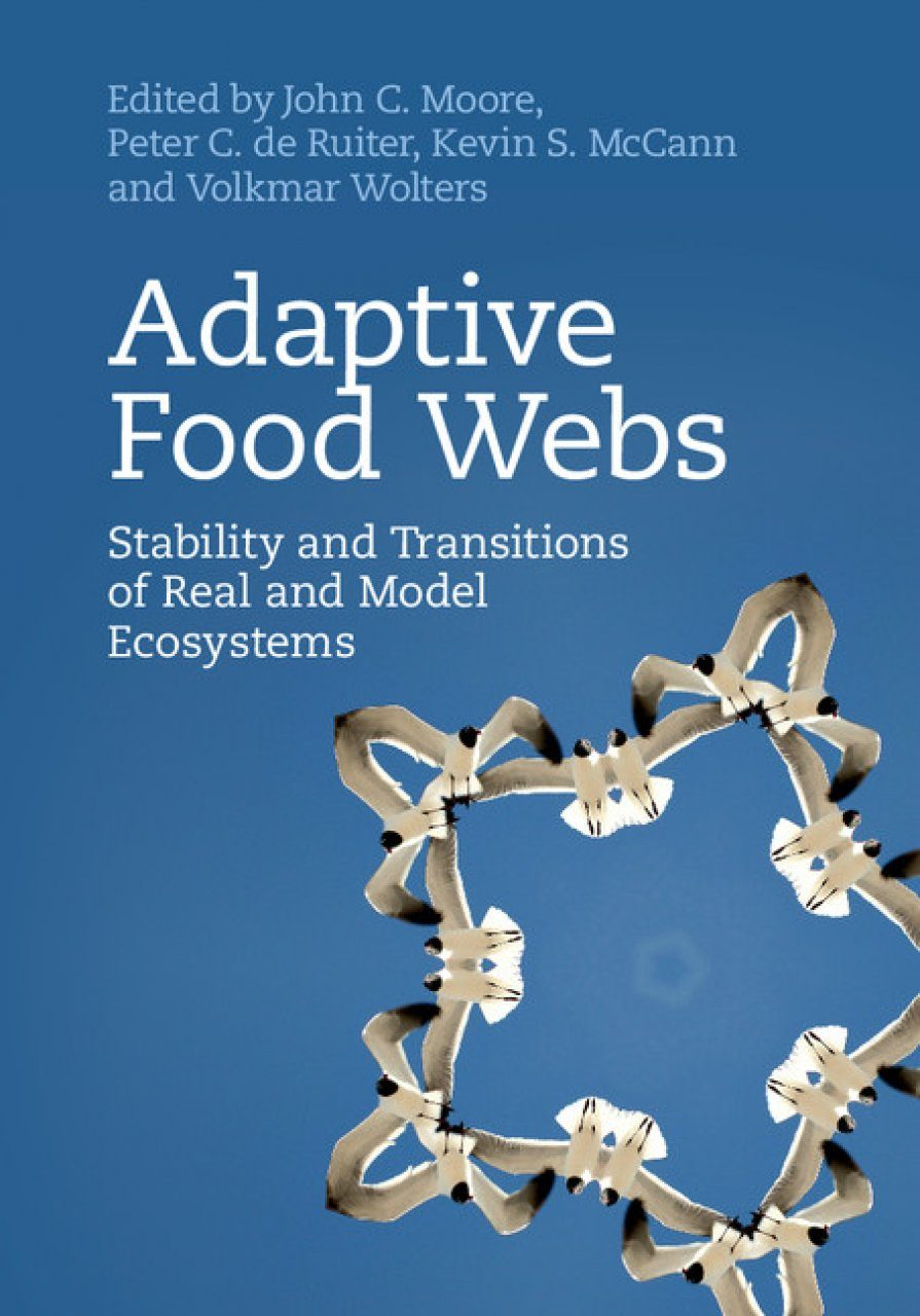 Adaptive Food Webs Stability And Transitions Of Real And