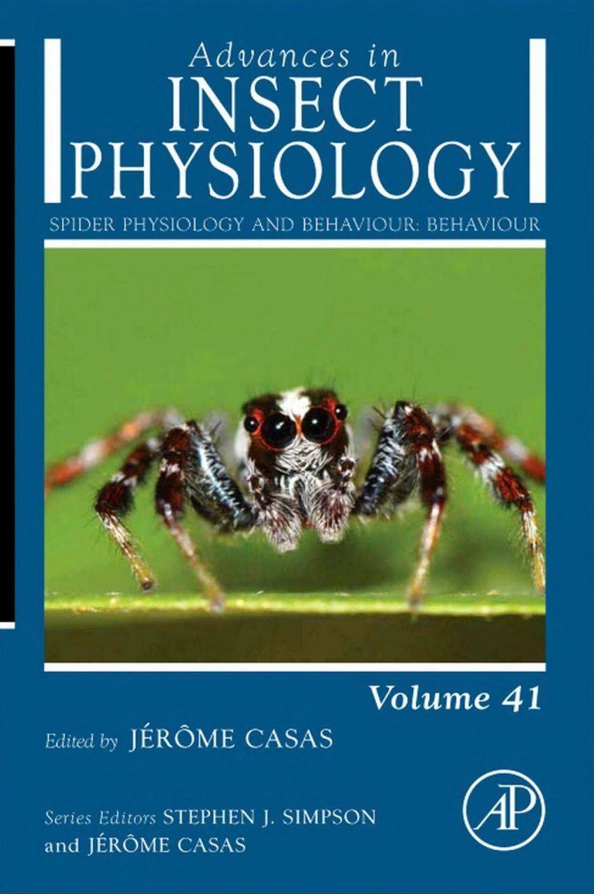 Advances in Insect Physiology, Volume 41