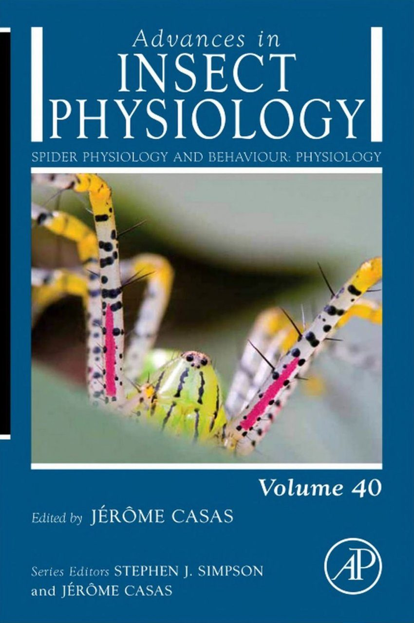 Advances in Insect Physiology, Volume 40