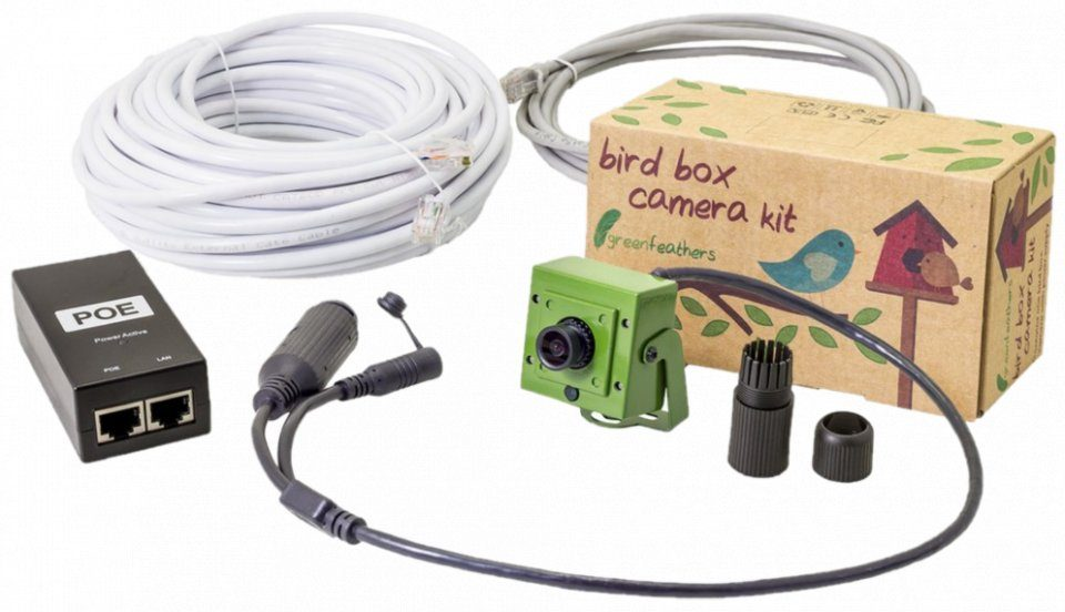 IP Nest Box Camera