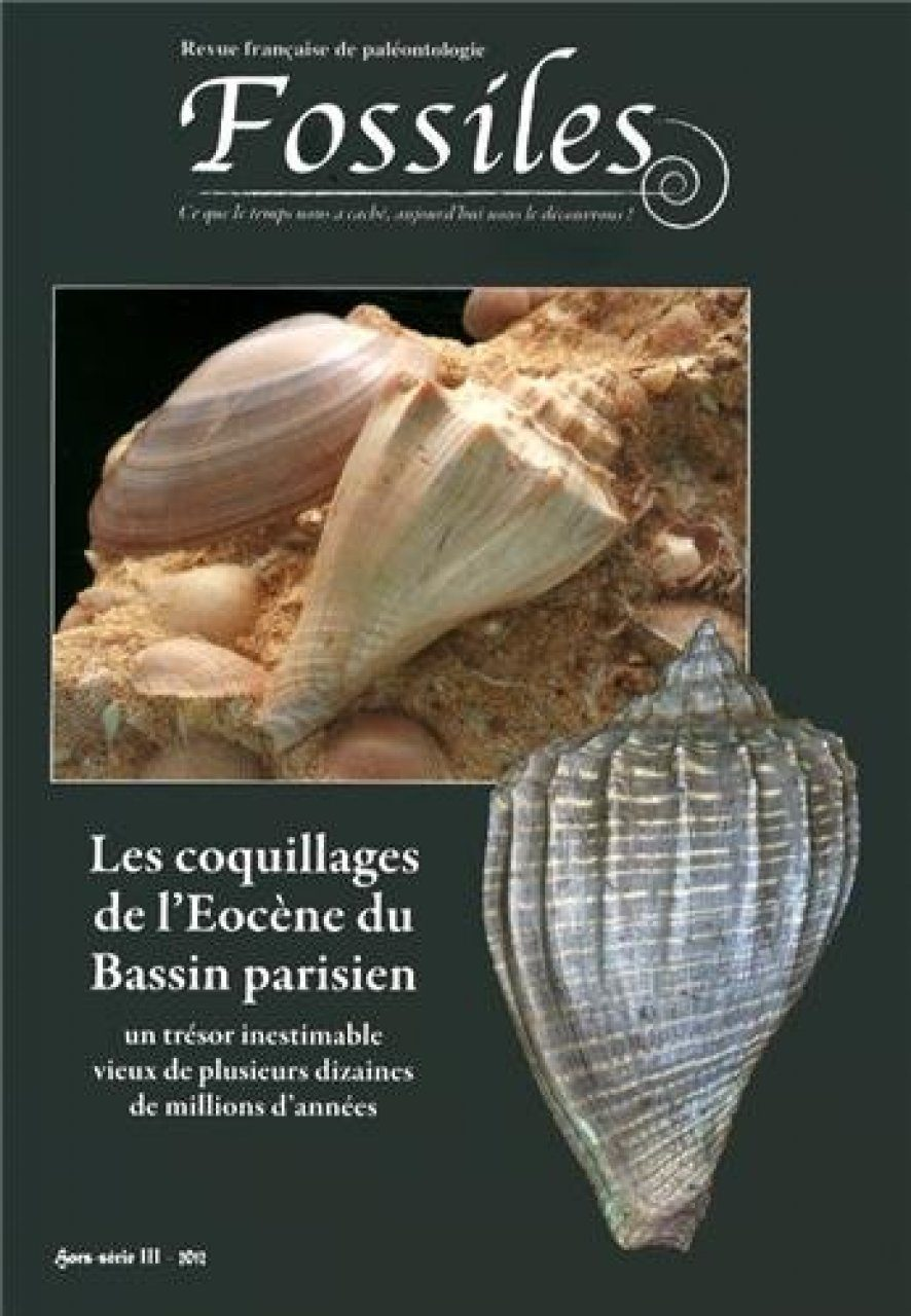 Les Coquillages de l'Eocène du Bassin Parisien: Un Trésor Inestimable Vieux de Plusieurs Dizaines de Millions d'Années [The Shells of the Eocene of the Paris Basin: An Invaluable Treasure of Tens of Millions of Years Old]