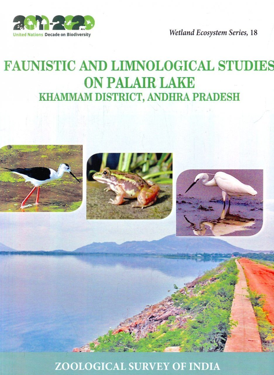 Faunistic and Limnological Study on Palair Lake, Khammam District, Andhra Pradesh