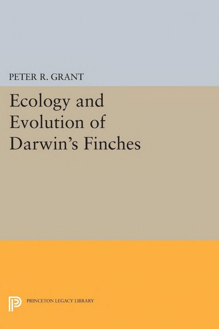 Ecology and Evolution of Darwin's Finches
