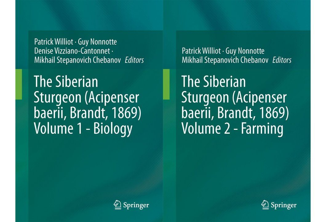 The Siberian Sturgeon (Acipenser baerii, Brandt, 1869) (2-Volume Set)