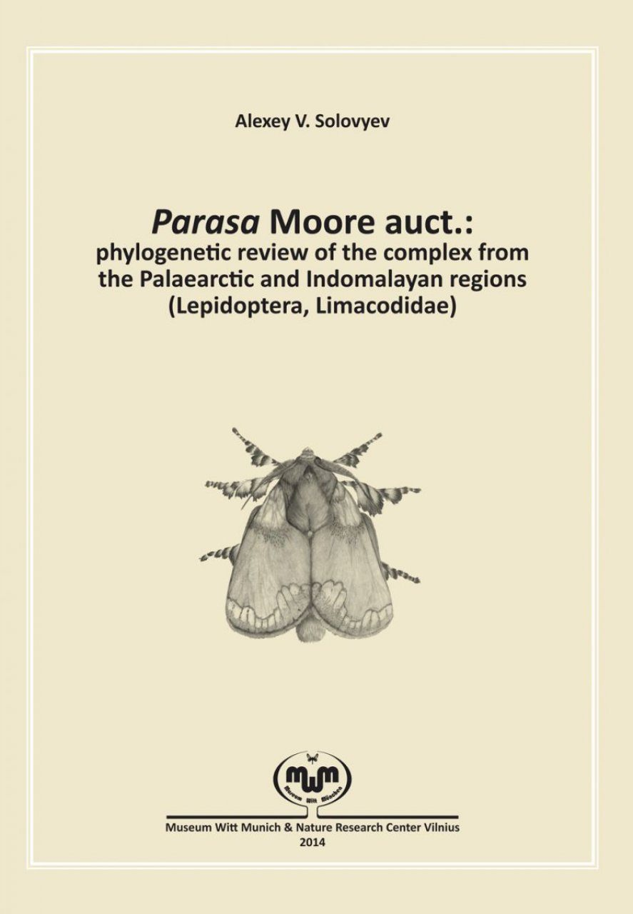Parasa Moore auct.: Phylogenetic Review of the Complex from the Palaearctic and Indomalayan Regions (Lepidoptera, Limacodidae)