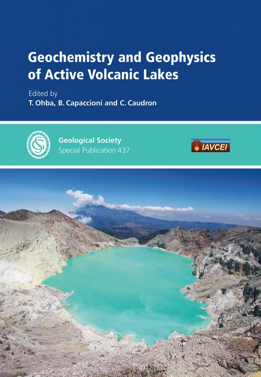 Geochemistry and Geophysics of Active Volcanic Lakes