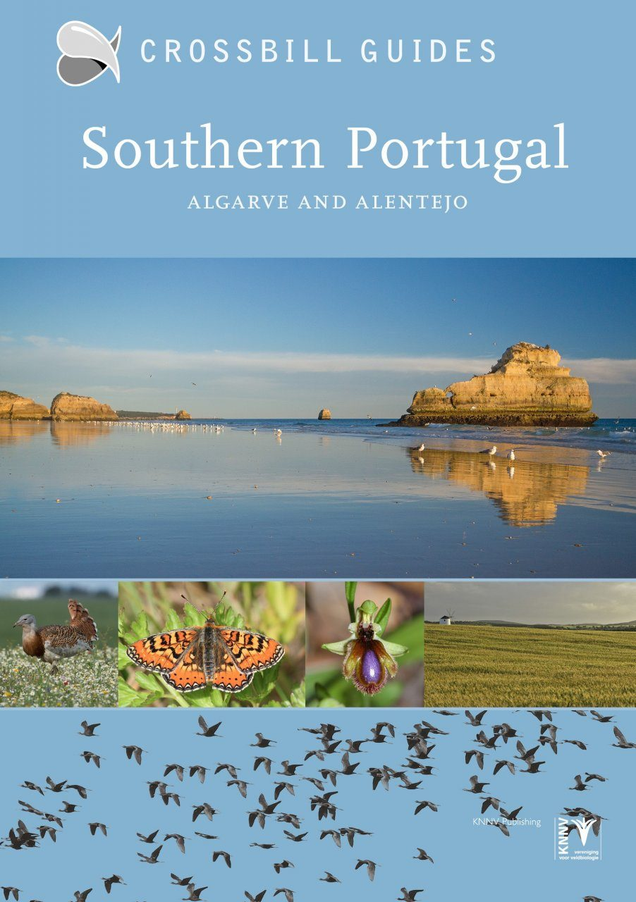 Crossbill Guide: Southern Portugal: From Lisbon to the Algarve