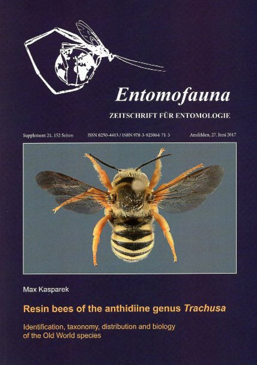 Resin Bees of the Anthidiine Genus Trachusa