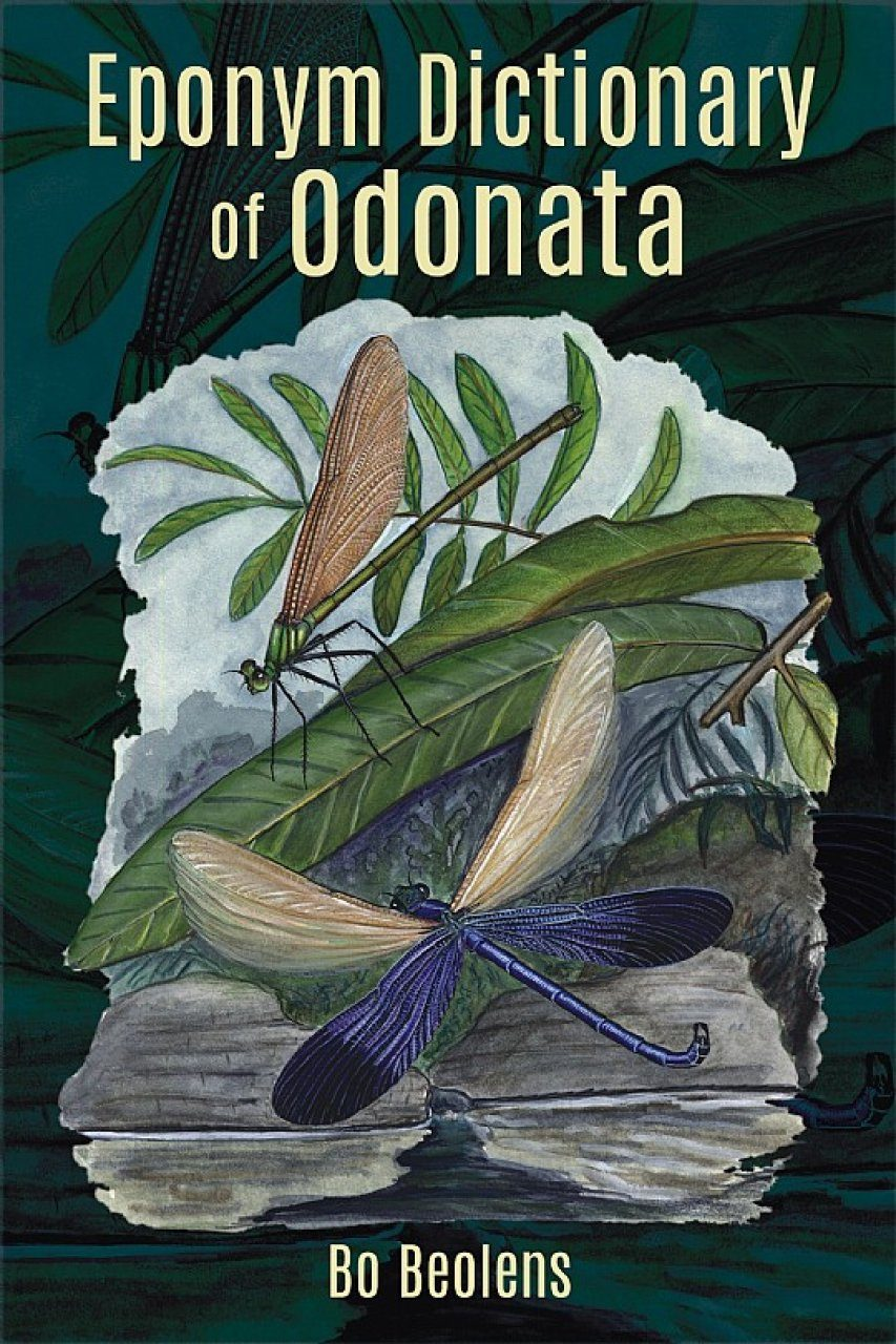 Eponym Dictionary of Odonata