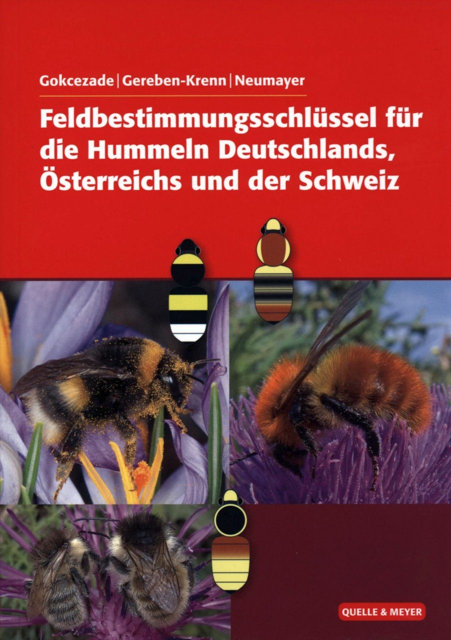 Feldbestimmungsschlüssel für die Hummeln Deutschlands, Österreichs und der Schweiz [Field Identification Key for the Bumblebees of Germany, Austria and Switzerland]