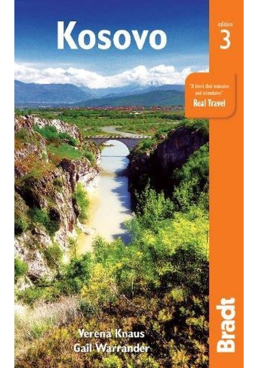 Bradt Travel Guide: Kosovo