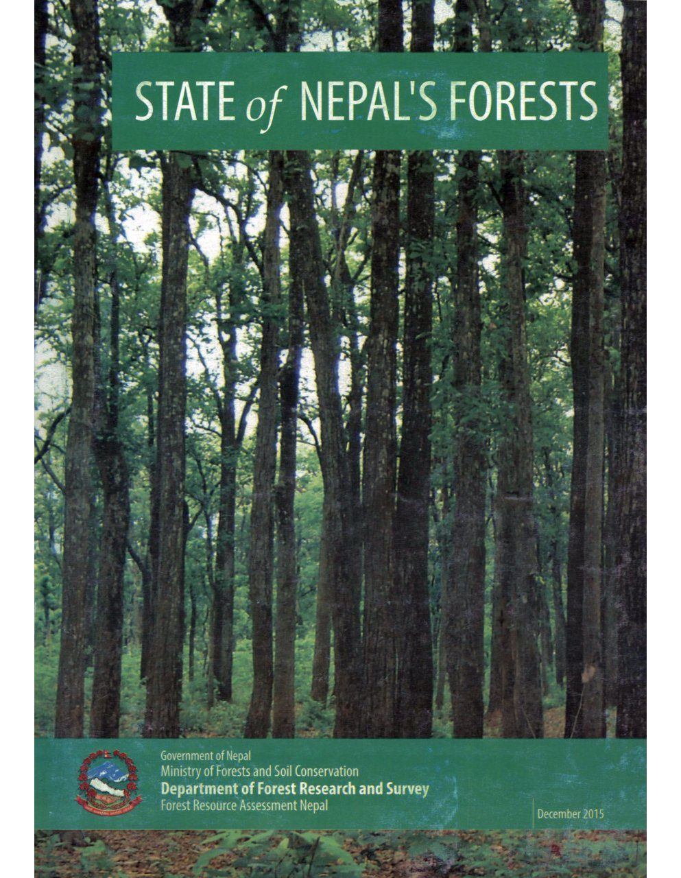 State of Nepal's Forests