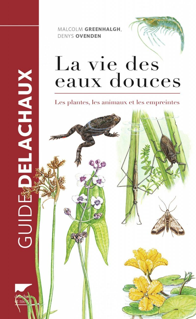La Vie des Eaux Douces: Les Plantes, les Animaux, les Empreintes [Collins Pocket Guide: Freshwater Life of Britain and Northern Europe]