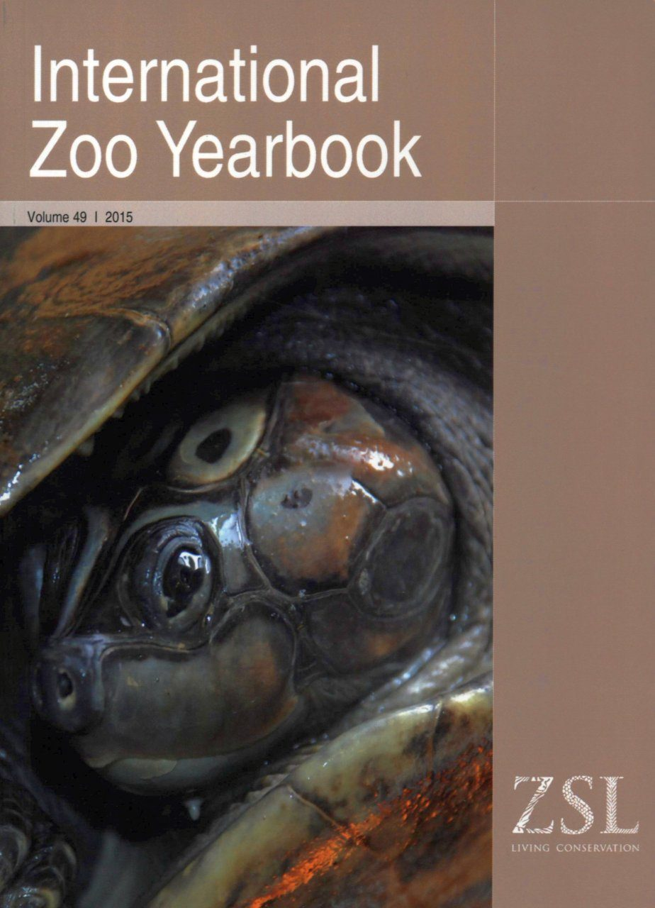 International Zoo Yearbook 49: Reptile Conservation