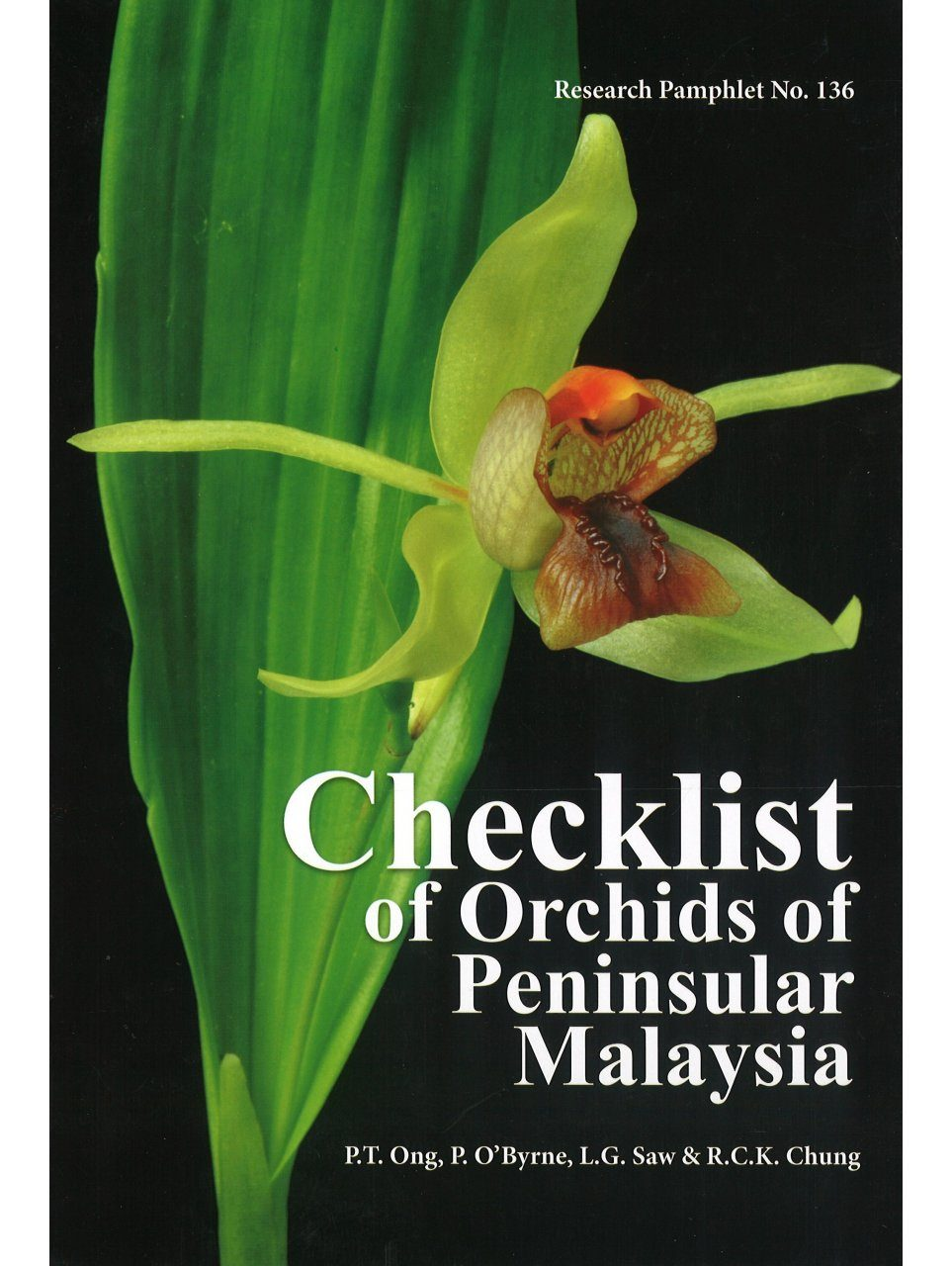 Checklist of Orchids of Peninsular Malaysia