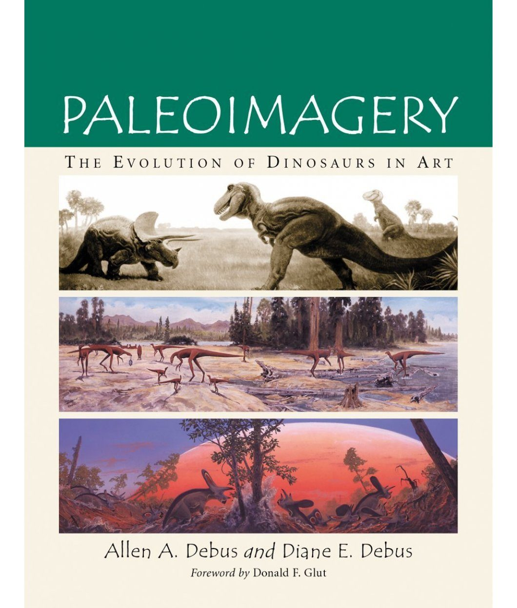 Paleoimagery: The Evolution of Dinosaurs in Art